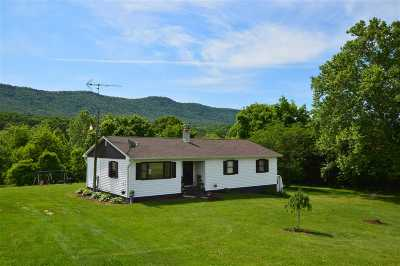 Rockingham County Single Family Home For Sale: 11884 Mountain Valley Rd