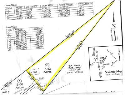 Scottsville VA Lots & Land For Sale: $42,500