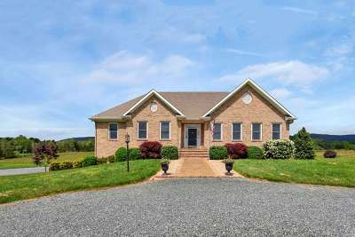 Albemarle County Single Family Home For Sale: 2100 Browns Gap Tpke