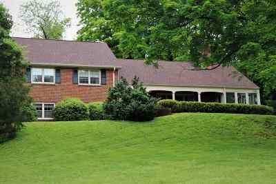 Albemarle County Single Family Home Pending: 49 Canterbury Rd