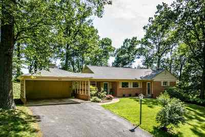 Harrisonburg Single Family Home For Sale: 802 Oak Hill Dr