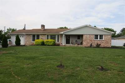 Rockingham County Single Family Home For Sale: 408 3rd St