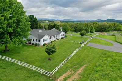 Augusta County Farm For Sale: 4880 Scenic Hwy