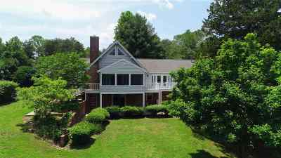 Louisa County Single Family Home For Sale: 737 Plum Tree Rd
