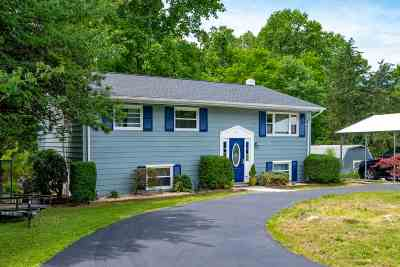 Albemarle County Single Family Home For Sale: 1245 Orchard Dr