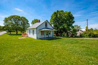 Fishersville Single Family Home For Sale: 603 Kiddsville Rd