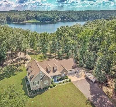 Louisa County Single Family Home For Sale: 1118 Mitchell Point Rd