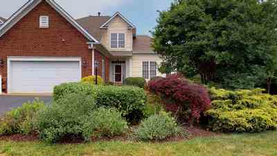 Charlottesville Townhome For Sale: 1268 Townbrook Crossing