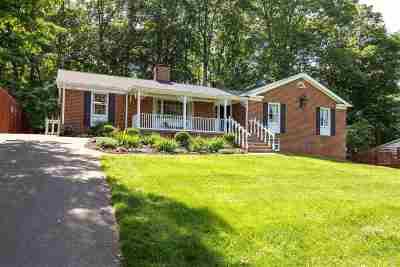 Charlottesville Single Family Home For Sale: 421 Berwick Ct