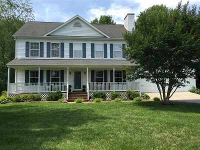 Charlottesville Single Family Home For Sale: 224 Larkspur Way