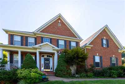 Charlottesville Single Family Home For Sale: 2311 Treviso Ln