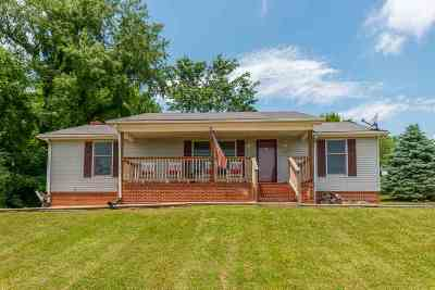 Staunton Single Family Home For Sale: 36 Skyline View Dr