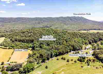 Rockingham Lots & Land For Sale: Mountain Valley Rd