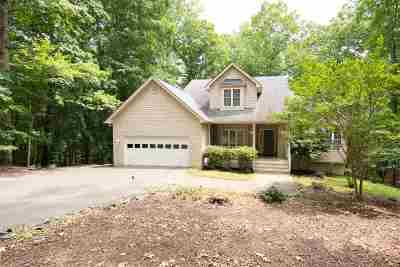 Fluvanna County Single Family Home For Sale: 7 Snead Ct