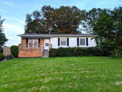 Albemarle County Single Family Home Pending: 109 Dorset Ct