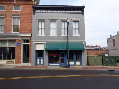 Commercial For Sale: 21 N Augusta St #5