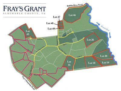 Albemarle County Lots & Land For Sale: 47 Hemlock Creek Way