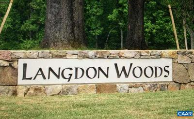 Albemarle County Lots & Land For Sale: Langdon Woods Dr