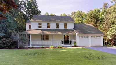 Earlysville Single Family Home For Sale: 385 Buck Mountain Rd
