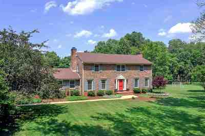 Albemarle County Single Family Home For Sale: 700 Ivy Farm Dr