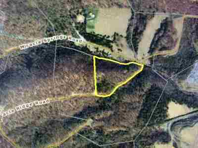 Elkton Lots & Land For Sale: Lot 11 Miracle Ridge Rd