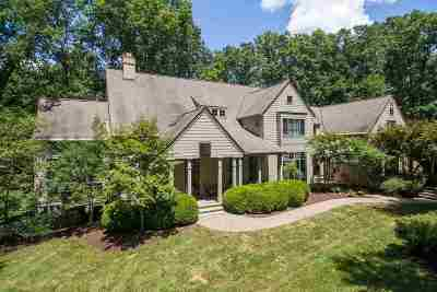 Charlottesville Single Family Home For Sale: 2430 River Ridge Rd