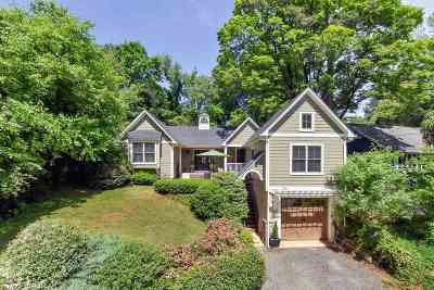 Charlottesville Single Family Home For Sale: 119 Cameron Ln