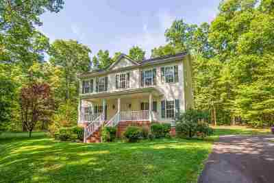 Louisa County Single Family Home For Sale: 257 Pine Crest Dr