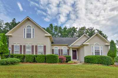Fluvanna County Single Family Home For Sale: 147 Justin Dr