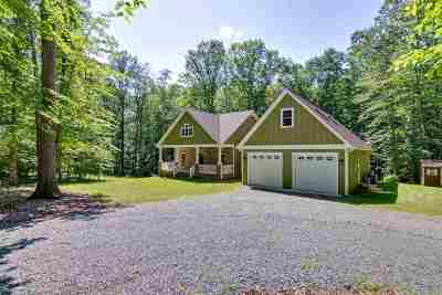 Gordonsville Single Family Home For Sale: 242 Bowlers Mill Lane