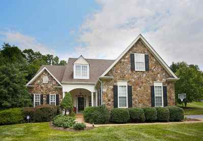 Charlottesville Single Family Home For Sale: 2115 Brownstone Ln