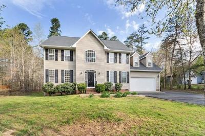 Palmyra Single Family Home For Sale: 6 Loblolly Rd