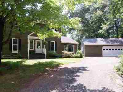 Earlysville Single Family Home For Sale: 575 Mill Run Ct