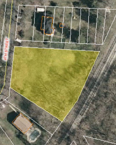 Elkton Lots & Land For Sale: Fourth St