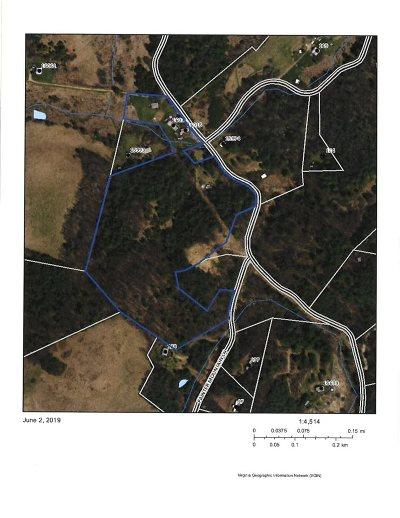 Nelson County Lots & Land For Sale: 16031 Crabtree Falls Hwy
