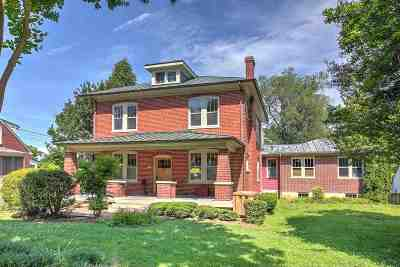 Charlottesville Single Family Home For Sale: 1005 Locust Ave