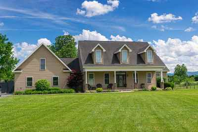 McGaheysville Single Family Home For Sale: 540 Bedrock Ln