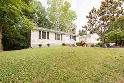 Charlottesville Single Family Home For Sale: 382 Wildwood Ct