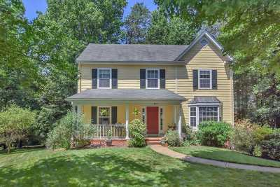 Charlottesville Single Family Home For Sale: 3004 Copper Knoll Rd
