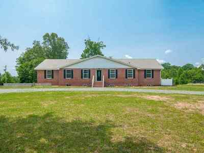 Fluvanna County Single Family Home For Sale: 396 Twin Oaks Ln