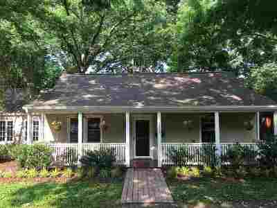 Charlottesville Single Family Home For Sale: 2522 Woodland Dr