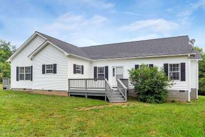 Fluvanna County Single Family Home For Sale: 9633 West River Rd