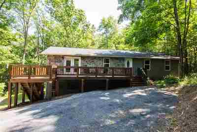 Single Family Home For Sale: 695 Straton Way
