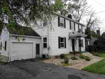 Harrisonburg Single Family Home For Sale: 750 S High St