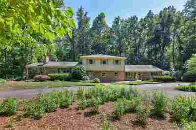 Albemarle County Single Family Home For Sale: 405 Willwood Dr