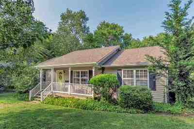 Palmyra Single Family Home For Sale: 8 Lafayette Dr