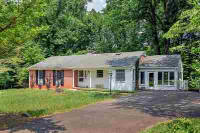 Albemarle County Single Family Home For Sale: 3510 Glenaire Dr