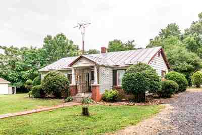 Single Family Home Sold: 4205 Mountain Farm Rd