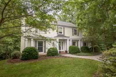 Albemarle County Single Family Home For Sale: 2814 Huntington Rd