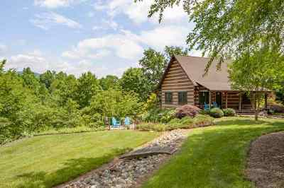 Nelson County Single Family Home For Sale: 121 Orchard Ct